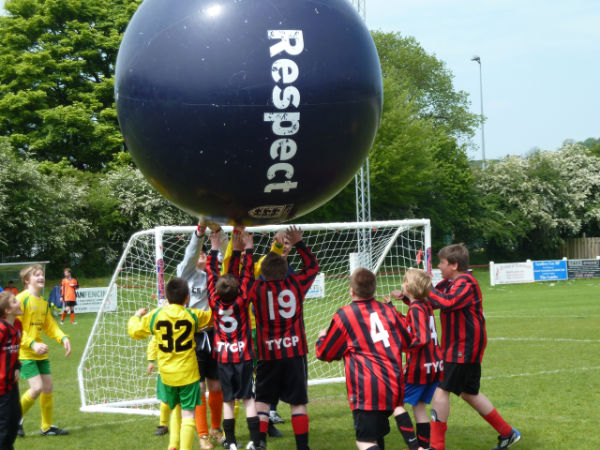 Respect Ball Son-Rise Cup