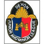 Devon Junior and Minor League logo