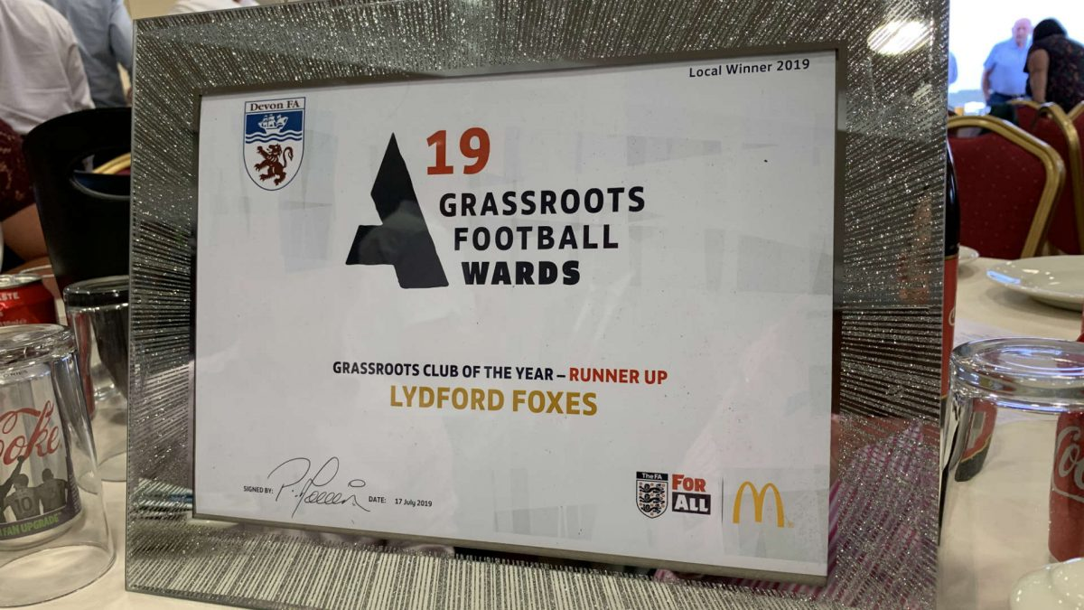 Grassroots Football Awards